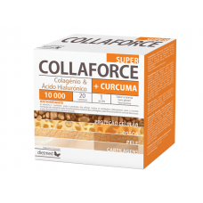 Super Collaforce + Curcuma 20 saquetas