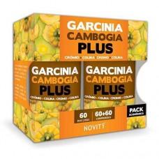 Garcinia Cambogia Plus Pack 60+60 Comprimidos