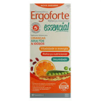 Ergoforte Essencial Xarope 480 ml