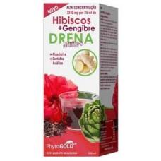 Hibiscos+Gengibre Drena 500 ML